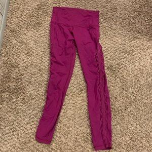 Lululemon Leggings tights pants size 6 medium